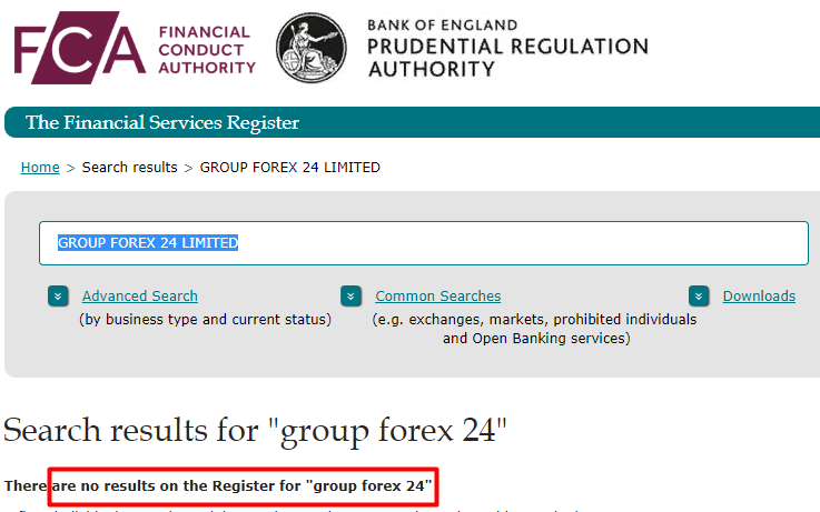 GROUP FOREX 24